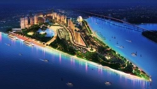Dự án bất động sản có bến cảng du thuyền ở quận 7