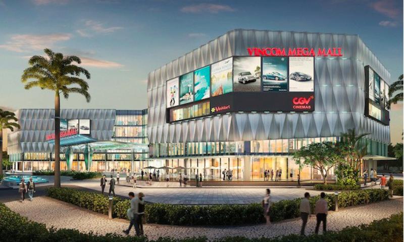 TTT Vincom Mega Mall