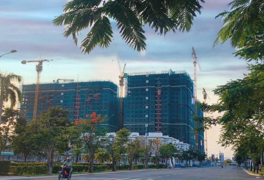 Tiến độ xây dựng dự án Lovera vista khang điền