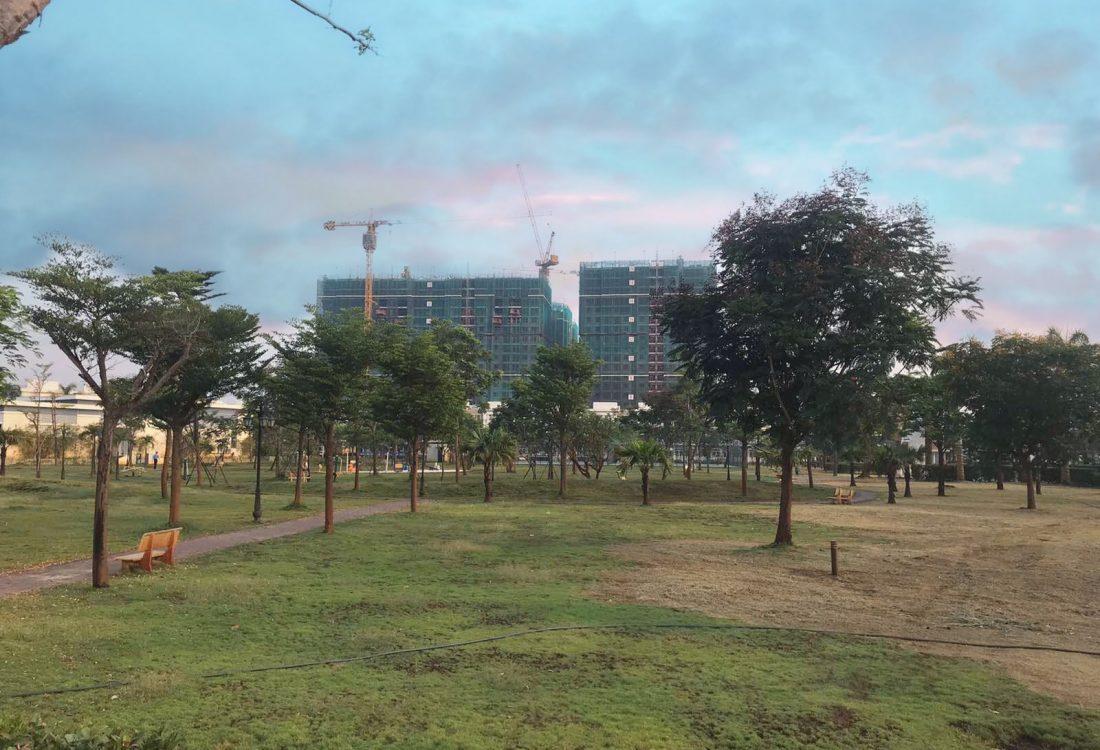 Tiến độ xây dựng dự án Lovera vista Bình Chánh