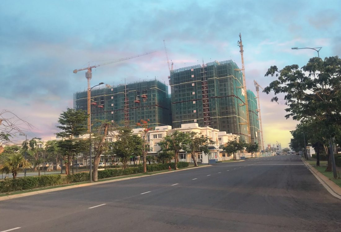 Tiến độ xây dựng dự án Lovera vista